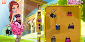 Ever After High: Briar Beauty Makeover