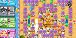 Hra - Bomb It 7
