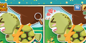 Hra - Baby Turtle Adventures