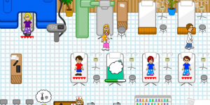 Hra - Hospital fun