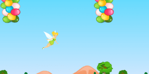Hra - Flappy Tinkerbell