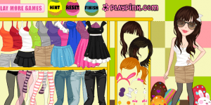 Easter Sweetheart Dress Up Game