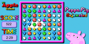 Peppa Pig Bejeweled