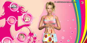 Britney Spears 3D
