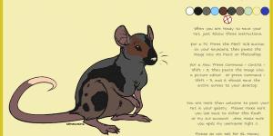 Hra - Create a Rat