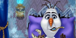Hra - Olaf Frozen Doctor