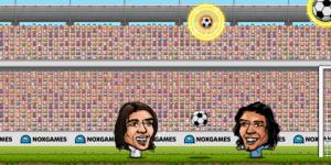 Hra - Puppet Soccer 2014