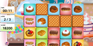 Sweet Snacks Memo
