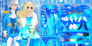Hra - Elsa And Jack Love Date