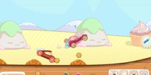 Hra - Ice Cream Racing