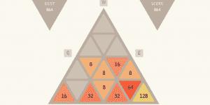 Triangular 2048