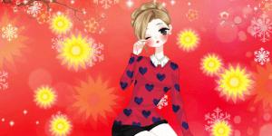 Cute Anime Style 2