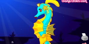 Elegant Sea Horse