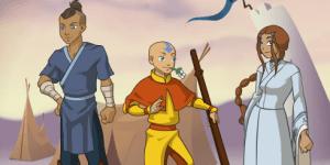 Avatar the Last Airbender Scene Maker