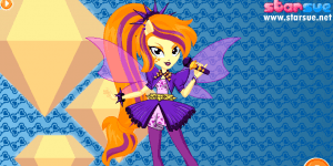 Rainbow Rocks Adagio Dazzle Dress Up
