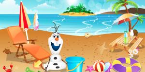 Olaf Summer Vacation