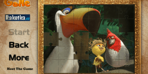 Hra - Rio Jigsaw Puzzle
