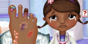 McStuffins Foot Doctor