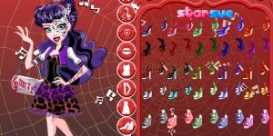 Monster High Operetta I Love Accessories