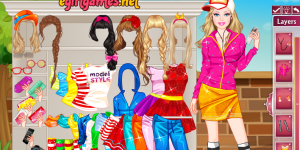 Hra - Barbie Gadget Princess