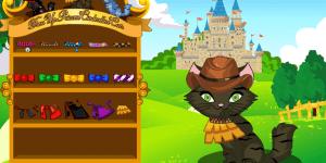Hra - Princess Cinderella's Cats