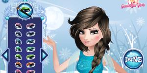 Hra - Elsa Great Makeover