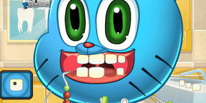 Hra - Gumball Tooth Problems