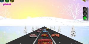 Hra - Crazy Jumping Cars