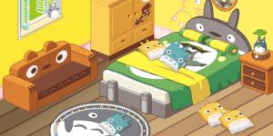 Hra - My Totoro Room