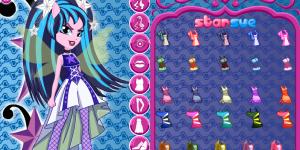 My Little Pony Rainbow Rocks Aria Blaze Dress Up