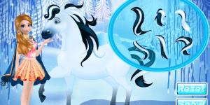 Hra - Anna's Royal Horse Caring