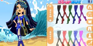Monster High Cleo De Nile Skull Shores Style