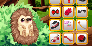 Hra - Pet Stars: Friendly Hedgehog