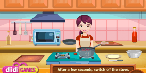 Hra - Ashley's Kitchen Skill