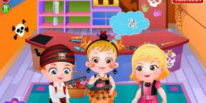Hra - Baby Hazel Halloween Crafts