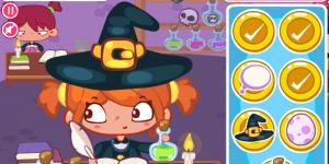Hra - Magic School Slacking