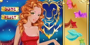 Hra - Zodiac Series: Leo Makeover