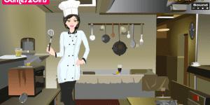 Debra Chef Girl