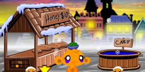 Hra - Monkey Go Happy Thanksgiving
