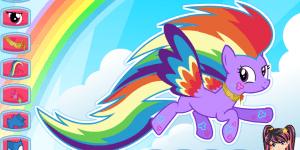 My Little Pony Rainbow Power Rainbow Dash