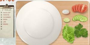 Hra - Salad Day