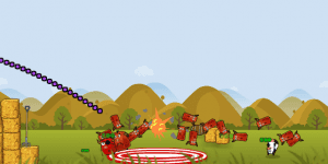 Hra - Cowaboom: Xmas