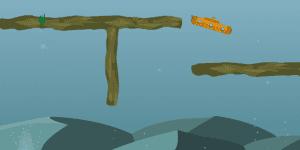 Hra - Aquarotation