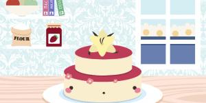 Hra - Kawaii Wedding Cake