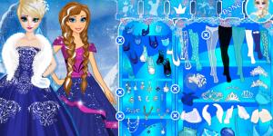 Hra - Frozen School Dress Code