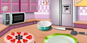 Hra - Sara's Cooking Class Ice Cream Pie