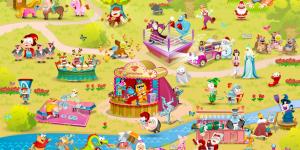Hra - Fairy Tale Land