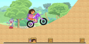 Hra - Dora Pizza Delivery