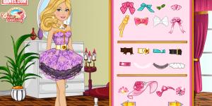 Barbie Valentine Dress Design