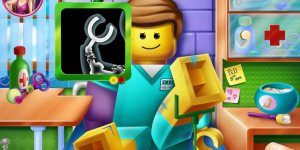Hra - Lego Hospital Recovery